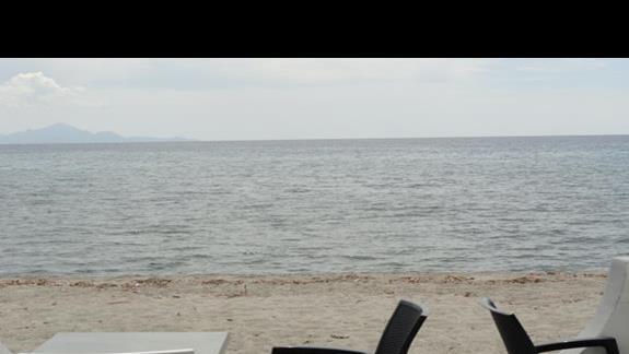 Valynakis Beach Island Resort - plaża