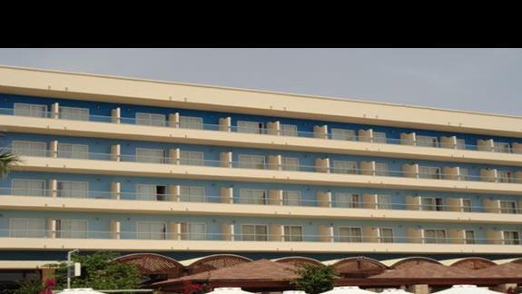Blue Sea Beach Resort - widok zewnętrzny