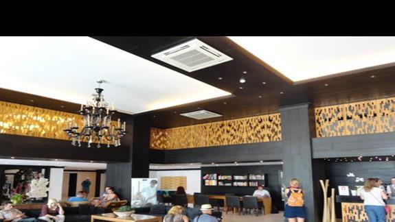 Mitsis Faliraki Beach - lobby