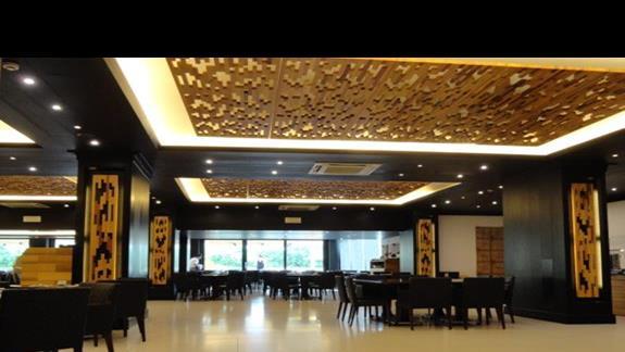 Mitsis Faliraki Beach - restauracja