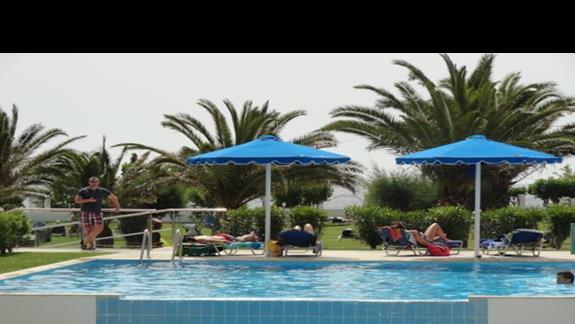 Mitsis Faliraki Beach - basen