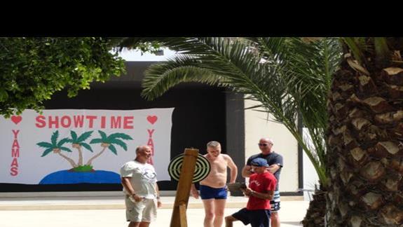 Mitsis Faliraki Beach - zajęcia sportowe