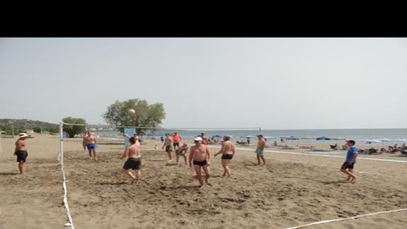 Mitsis Faliraki Beach - plaża