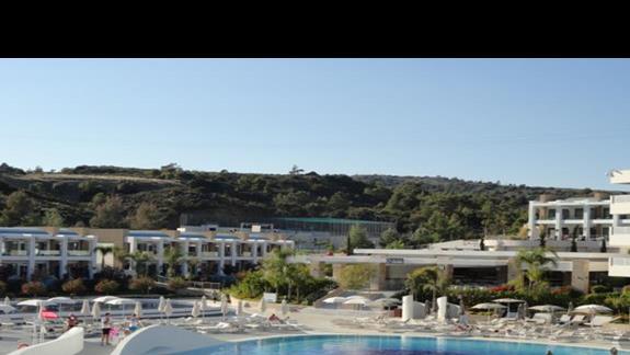 Princess Andriana - teren przy basenie
