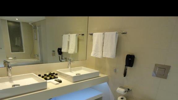 Princess Andriana - łazienka w pokoju