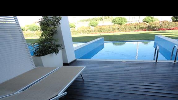 Princess Andriana - pokój z prywatnym basenem