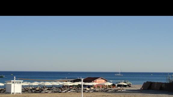Princess Andriana - plaża