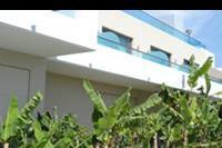 Hotel Porto Angeli - Porto Angeli - bujna roślinność