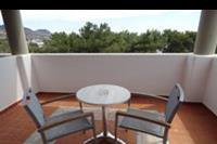 Hotel Porto Angeli - Porto Angeli - balkon w pokoju