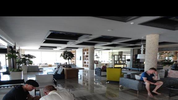Porto Angeli - lobby