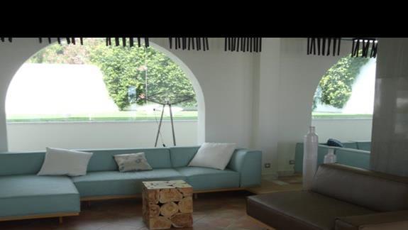 Porto Angeli - strefa relaksu