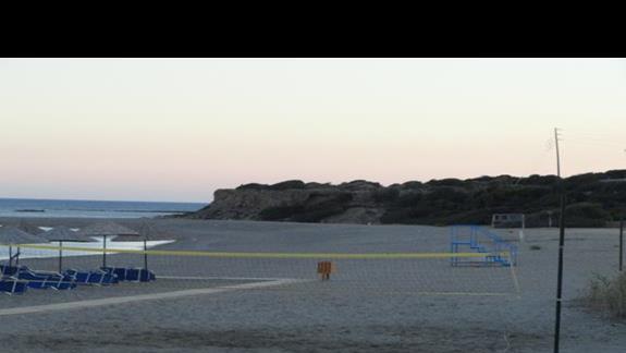 Mitsis Rodos Maris - plaża
