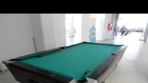 Evita Resort - pokój gier