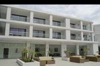 Hotel Sentido Asterias Beach Resort - LTI Asterias Beach - widok zewnętrzny