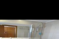Hotel Sentido Asterias Beach Resort - LTI Asterias Beach - łazienka w pokoju