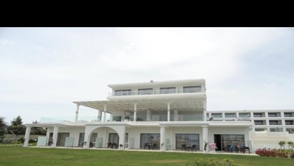 LTI Asterias Beach - widok zewnętrzny