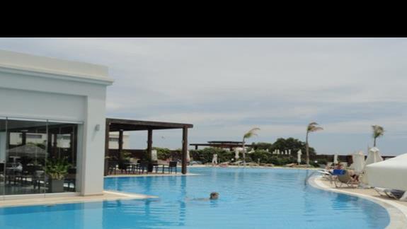 LTI Asterias Beach - basen
