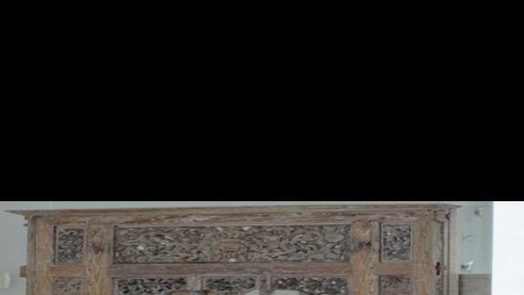 Mitsis Alila - wejscie do restauracji