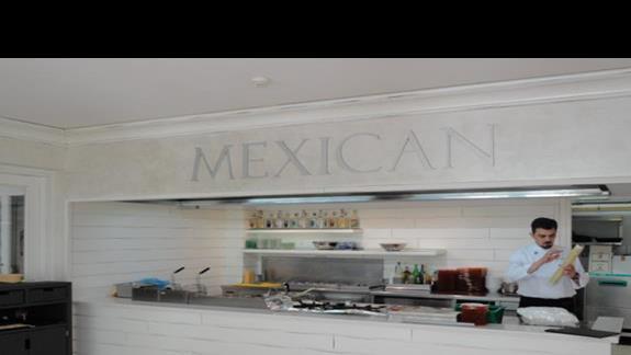 Mitsis Alila - restauracja meksykanska