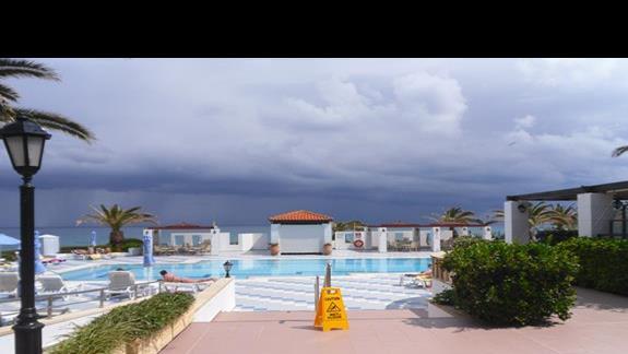Creta Royal basen