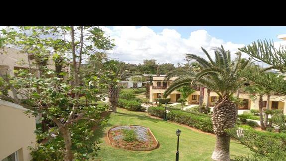 Creta Royal ogród