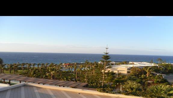 Iberostar Creta Panorama  widok poko budynek główny