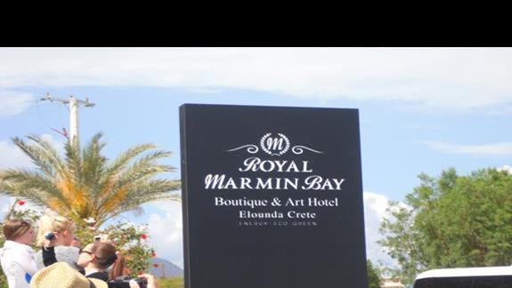 Royal Marmin Bay wejście