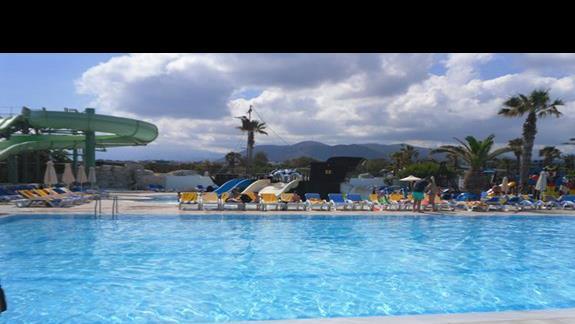 Lyttos Beach  basen + zjeżdżalnie dla młodszych dzieci