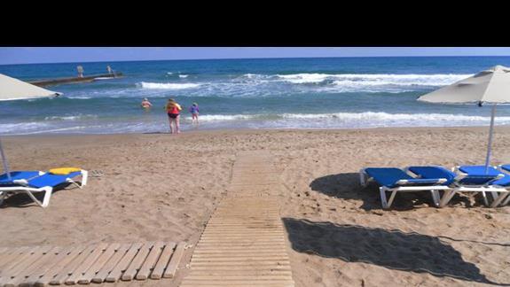 Lyttos Beach  plaża