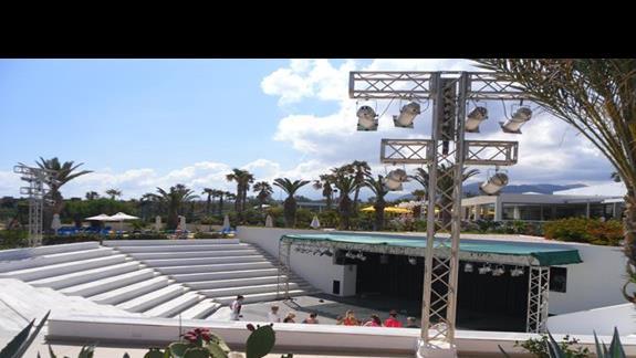 Lyttos Beach  amfiteatr