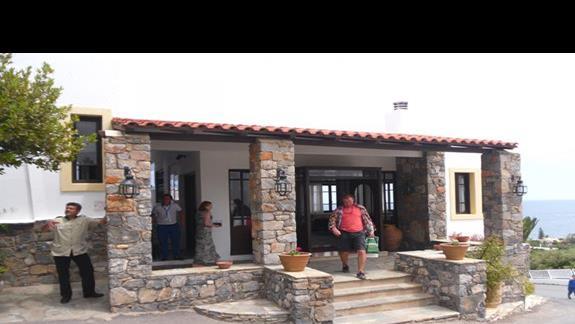 Hersonissos Village wejście