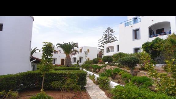 Hersonissos Village teren 1