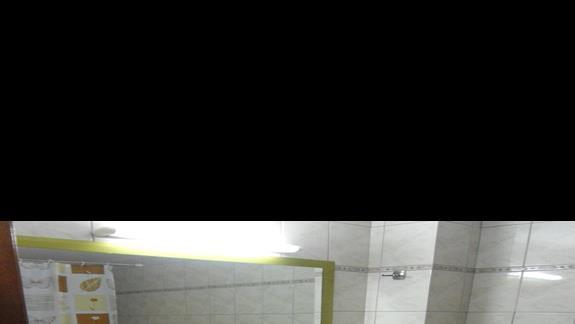 Gouves Waterpark łazienka pokój standard