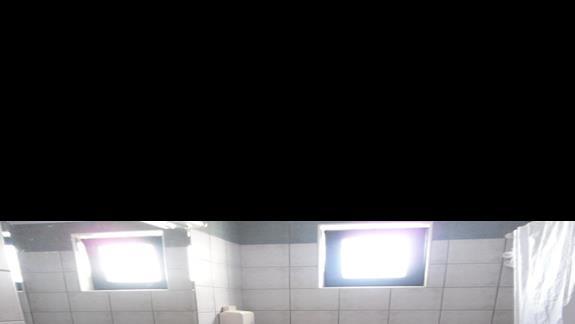 Gouves Waterpark łazienka pokój rodzinny