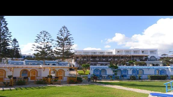 Mitsis RInela Beach Resort  budynki