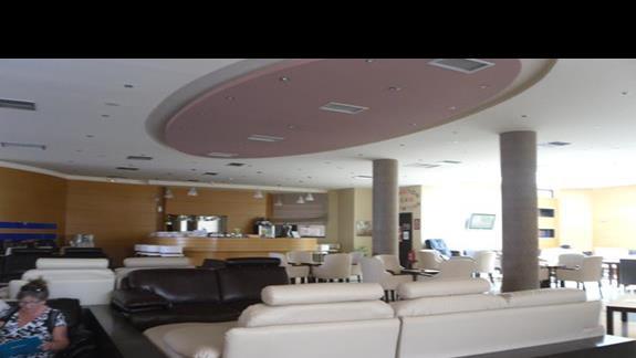 Galini Sea View lobby