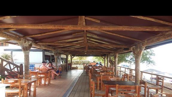 Galini Sea View bar na plazy 1