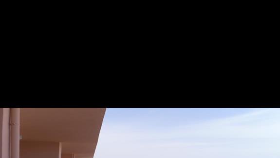 Galini Sea View widok z pokoju