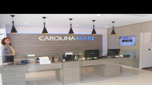 Carolina Mare recepcja