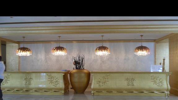 Mitsis Laguna Resort & Spa  recepcja
