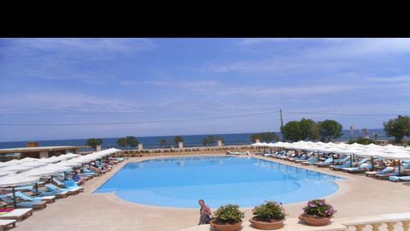 Mitsis Laguna Resort & Spa basen 3