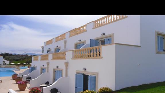 Mitsis Laguna Resort & Spa  budynki
