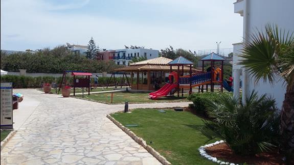 Mitsis Laguna Resort & Spa  placa zabaw