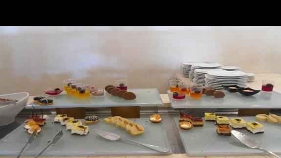 Mitsis Laguna Resort & Spa jedzenie