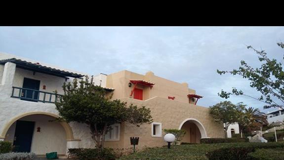 Aldemar Cretan Village budynki