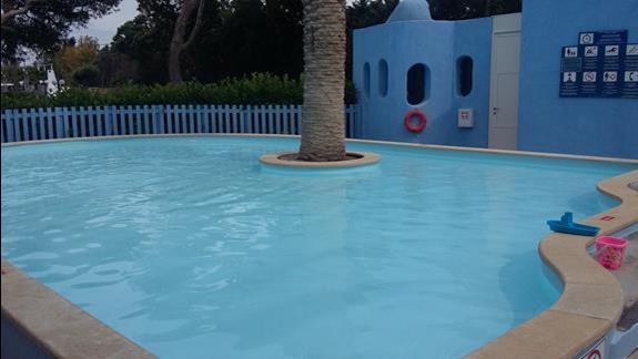 Aquila Rithymna Beach basen dla dzieci