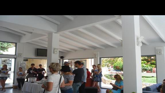 High Beach  lobby