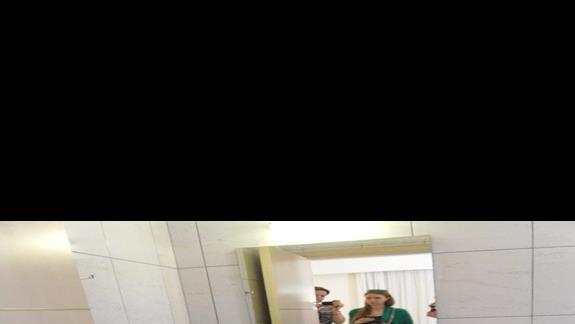 High Beach  pokój superior łazienka