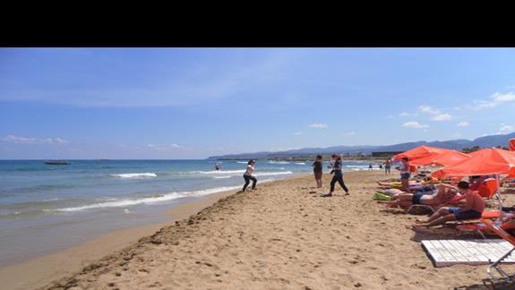 High Beach  plaża