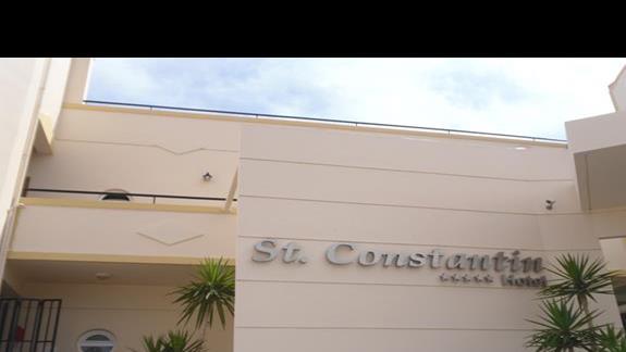 St. Constantin wejscie
